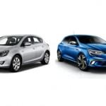 Какой автомобиль лучше купить Opel Astra или Renault Megane