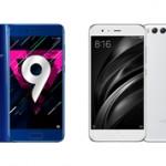 Какой смартфон лучше Honor 9 или Xiaomi Mi6?