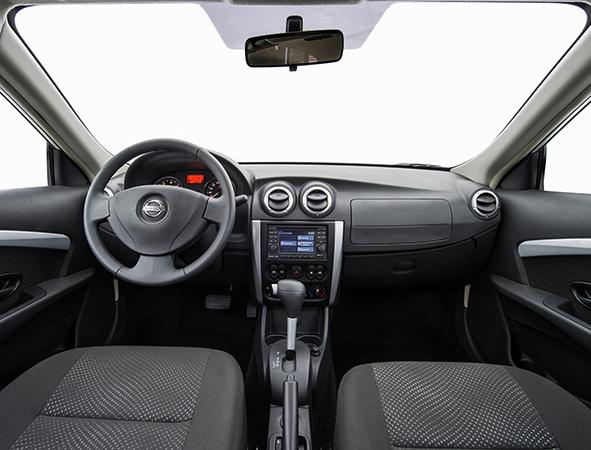 Сало Nissan Almera