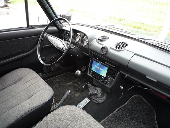 Салон ВАЗ-2106