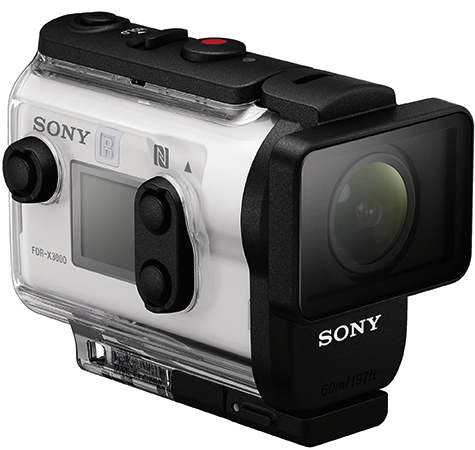 Sony FDR