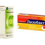 Какое средство лучше использовать Тонзилгон или Лизобакт