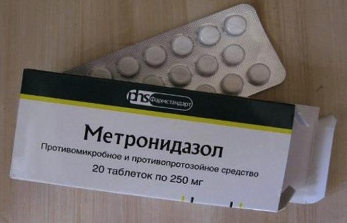 Таблетки «Метронидазол»