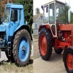 Какой трактор лучше купить МТЗ-80 или ЮМЗ-6