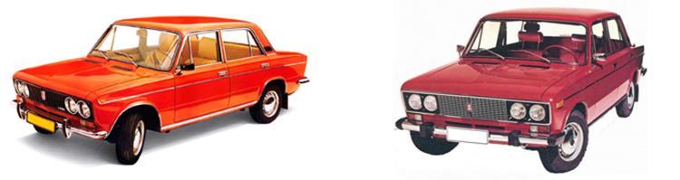 ВАЗ-2103 и ВАЗ-2106
