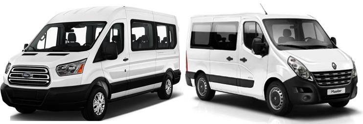 Ford Transit и Renault Master