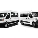 Ford Transit или Renault Master — сравнение и какой грузовик лучше