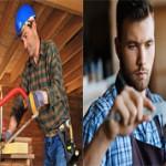 В чем разница между плотником и столяром?