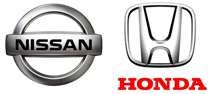 Nissan и Honda