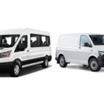 Ford Transit или Volkswagen Transporter — какое авто лучше?
