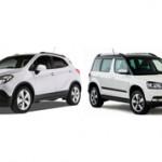Какой автомобиль лучше купить Opel Mokka или Skoda Yeti?