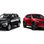 Какой кроссовер лучше Toyota RAV4 или Mazda CX-5?