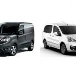 Какой автомобиль лучше купить Fiat Doblo или Peugeot Partner