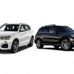 Какой автомобиль лучше купить BMW X3 или Mercedes-Benz GLK