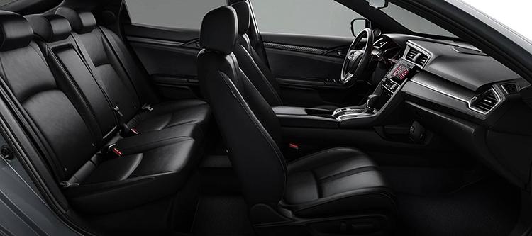 Интерьер Honda Civic