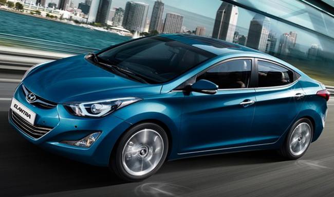 Hyundai Elantra 5 поколения