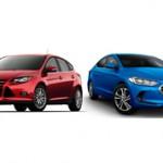 Ford Focus или Hyundai Elantra — какой автомобиль лучше купить?