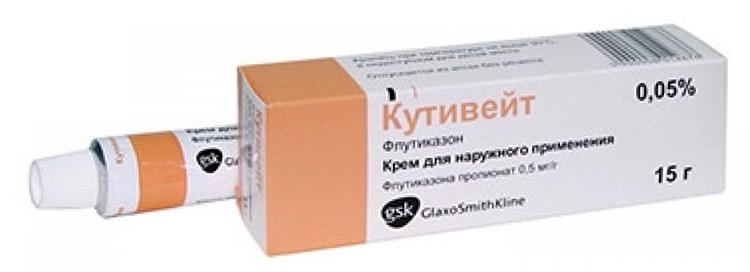 Крем Кутивейт