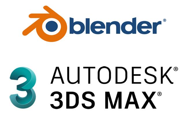 Blender и 3DS max