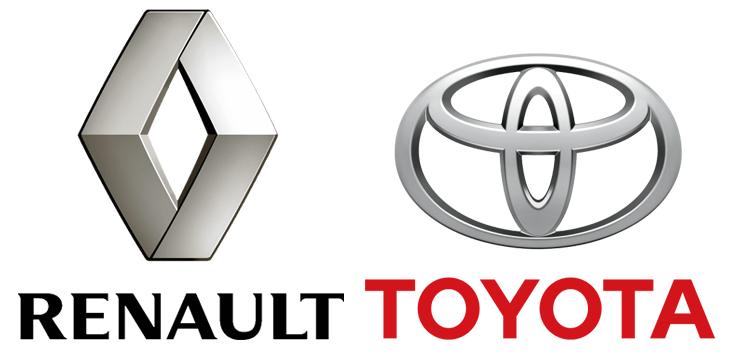 Renault и Toyota