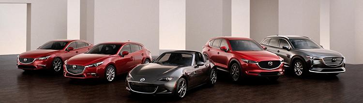 Автомобили «Mazda»