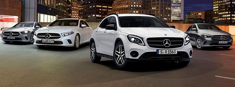 Автомобили Mercedes