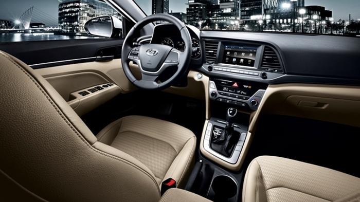 Hyundai Elantra 6-ого поколения