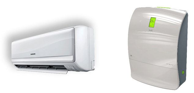 Приточная вентиляция и кондиционер