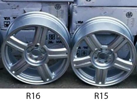 R16 и R15