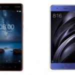 Nokia 8 или Xiaomi Mi6: сравнение смартфонов и какой лучше?