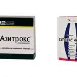 Какой препарат лучше и эффективнее Азитрокс или Супракс?