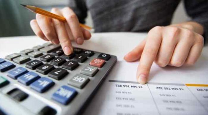 Рассчет налогов