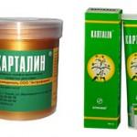 Мазь или крем Карталин — какая форма выпуска лучше?