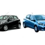 Какой автомобиль лучше взять Mazda Demio или Toyota Vitz