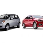 Chevrolet Aveo или Hyundai Solaris — какое авто лучше взять?