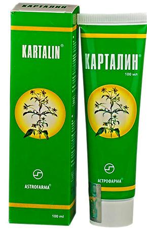 Крем Карталин