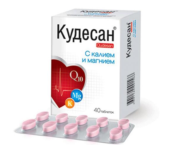 Кудесан таблетки