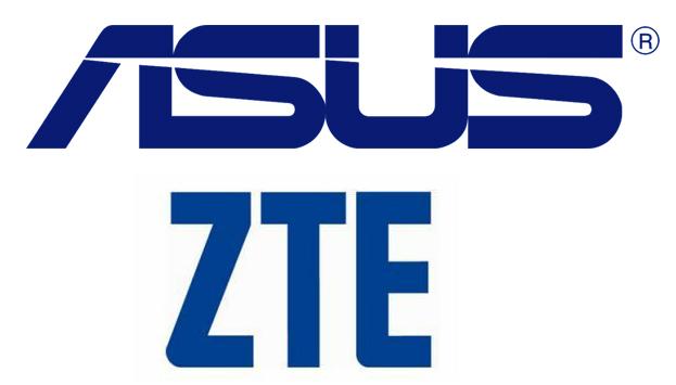 ASUS и ZTE