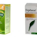 Какое средство лучше Доктор Мом или Гербион?