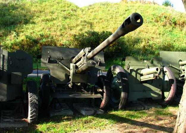 Артиллерийское оружие