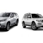 Mitsubishi Montero или Mitsubishi Pajero — какой автомобиль лучше купить?