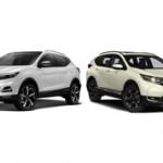 Какой автомобиль лучше взять Nissan Qashqai или Honda CR-V