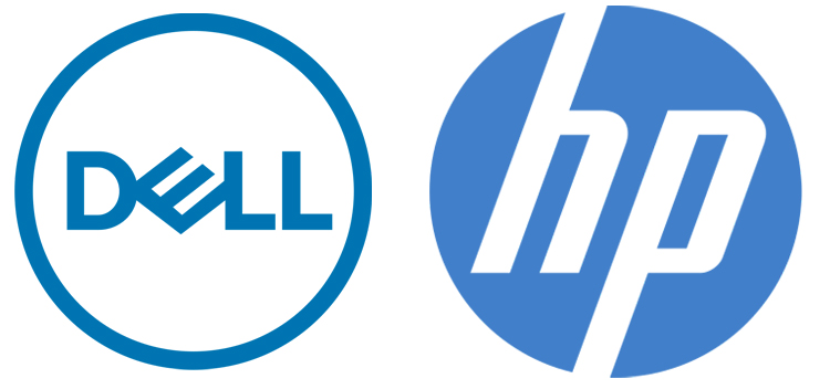 Dell и HP