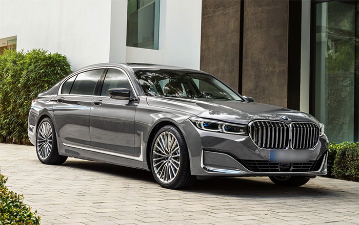 Новый BMW 7