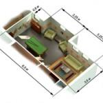 Разница между общей и полезной площадью