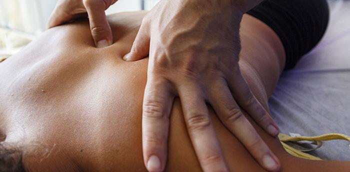 Проведение мануальной терапии