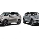 BMW X5 или Porsche Cayenne — сравнение и какое авто лучше