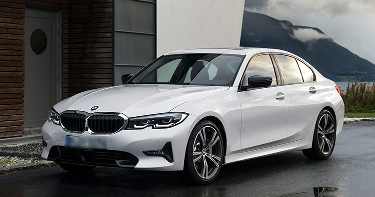 BMW 3 2020