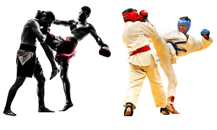 Тайский бокс и рукопашный бой
