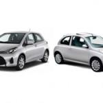 Что лучше Toyota Yaris или Nissan March?